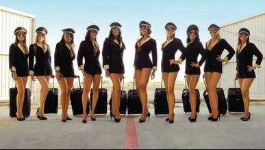 Стюардеса предлагала секс на пасажери