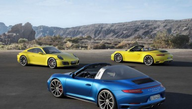 Porsche Carrera печели всички симпатии