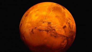 Статуя на Буда открита на Марс