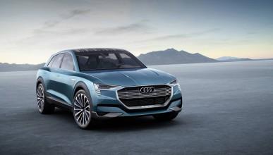 Audi Q6 на електричество от Белгия