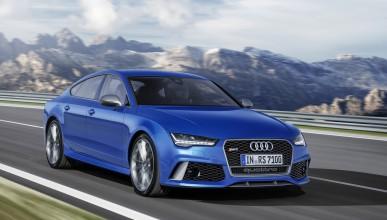 Audi предлагат високи скорости от интелигентни машини