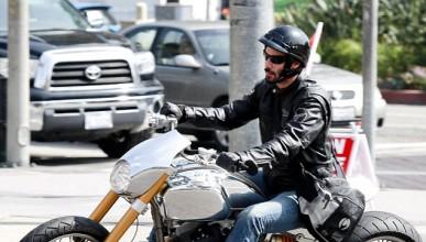 Да караш мотор с Киано Рийвс за 150 000 долара