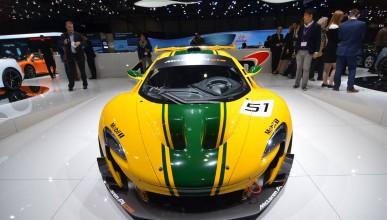 McLaren P1 GTR за 6 милиона евро