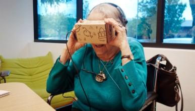Google позволи на 97-годишна жена да види бъдещето