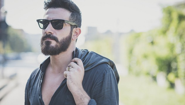 Остави брадата на спокойствие