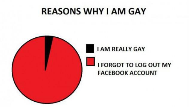 Коя е най-голямата глупост, която можеш да свършиш във фейсбук
