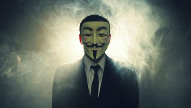 Анонимните споделиха данните на 1000 симпатизатори на ККК