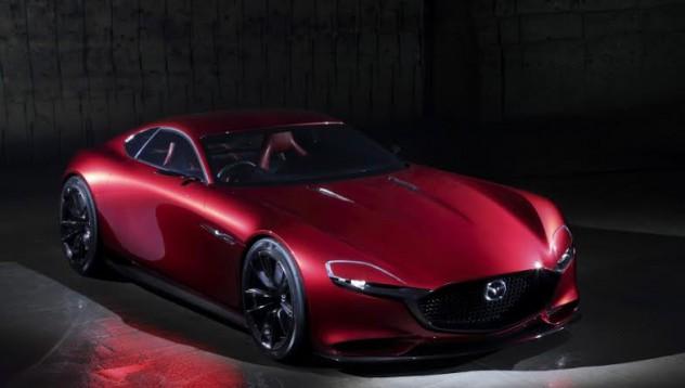Mazda пуска нов роторен двигател