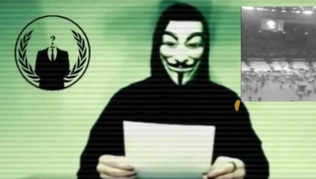Анонимните обявиха война на ISIS