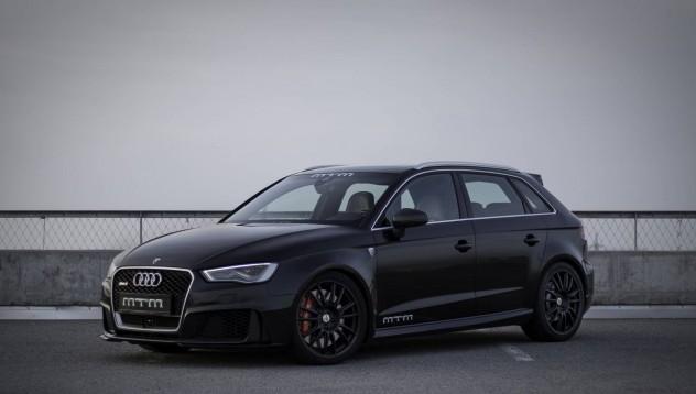 MTM дава свобода на Audi RS3