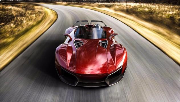 Rezvani Beast X е интересен суперавтомобил