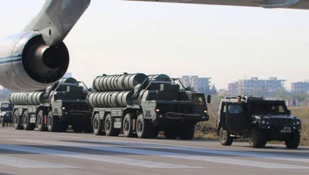 Русия поставя противовъздушна отбрана в Сирия