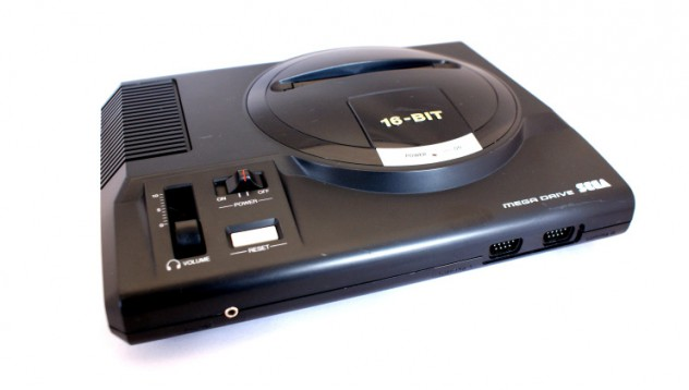 Sega Mega Drive става на 25 години