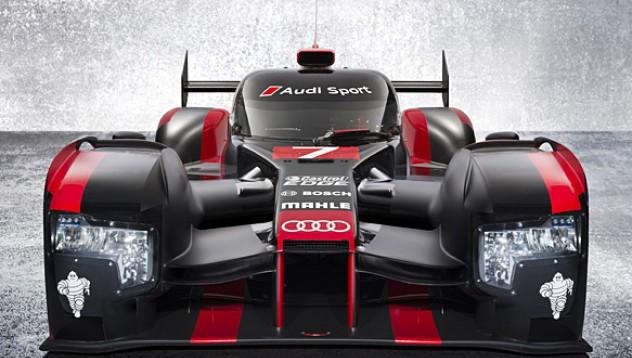 Audi представя своя нов R18