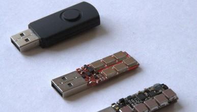 USB флашка може да убие компютъра ви за секунди