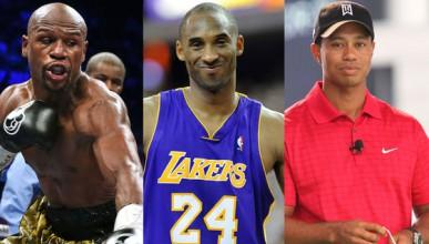 Най-добре печелещите спортисти в света