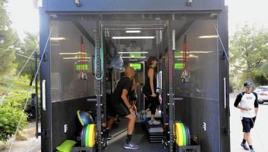 Мобилен фитнес идва до вашия офис