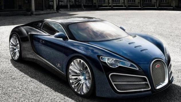 Bugatti вече продава Chiron
