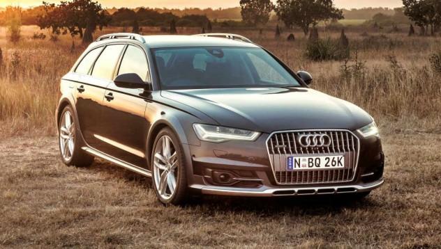 Audi AllRoad е готов за нови приключения
