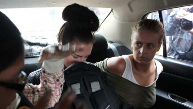 Жените-мулета имат ново място за криене на наркотици