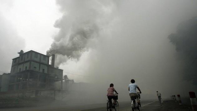 Замърсеният въздух ви прави дебели