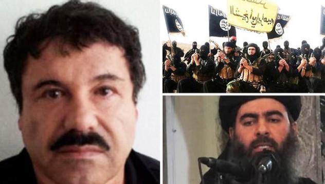 Ел Чапо обяви война на ISIS