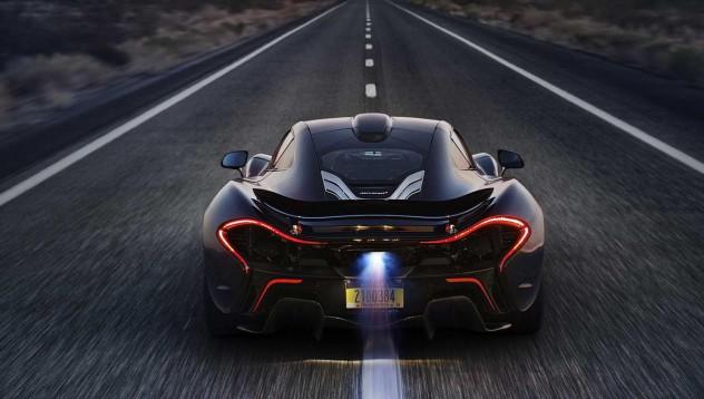 McLaren официално продаде P1 номер 375