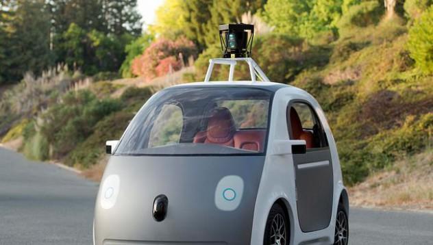 Великобритания обмисля пускането на автономните коли на Google