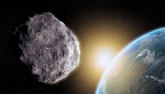 Огромен астероид ще прелети покрай земята