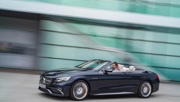 Mercedes-Benz S65 AMG е красивият джентълмен