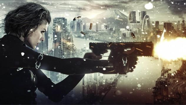 Снимките на Resident Evil се забавя
