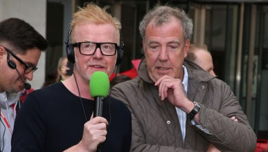 Крис Евънс пуска 16 епизода на Top Gear