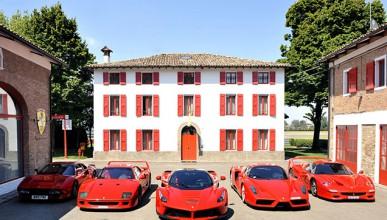 Колекция от Ferrari за 12 милиона долара