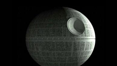 NASA дава идея за строенето на Death star