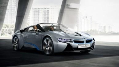 BMW подготвят Spyder i8 за Лас Вегас