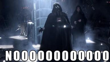 Прожектори развалили удоволствието от новия Star Wars