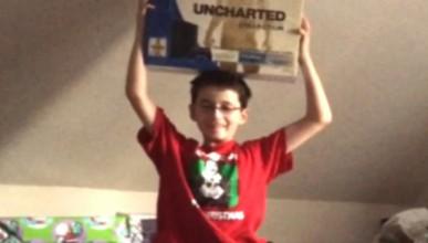 Крадец успя да развали Коледата на 9-годишен