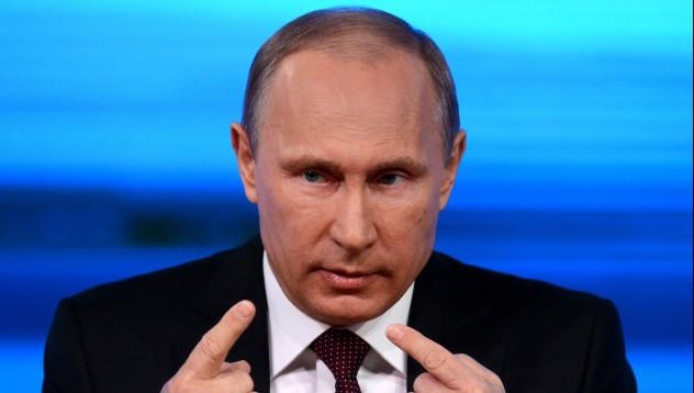 Владимир Путин се продава като топъл хляб