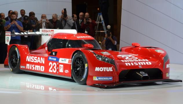 Nissan се оттегля от 24-часовите състезания
