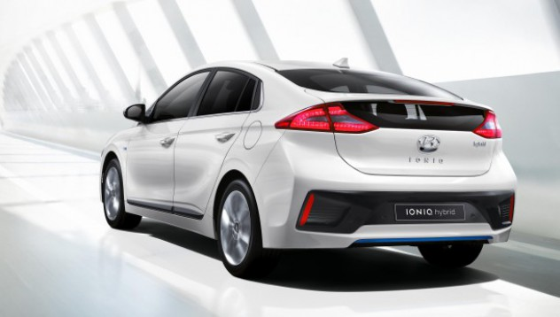 Hyundai произвеждат нов хибрид