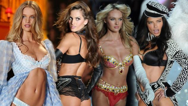 Тайни за ангелите на Victoria's Secret