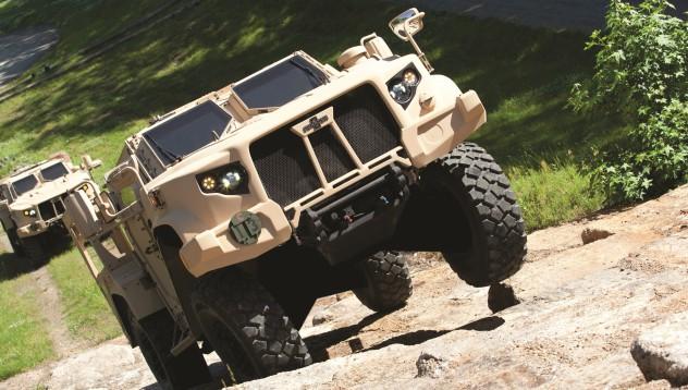 JLTV замества армейския Hummer