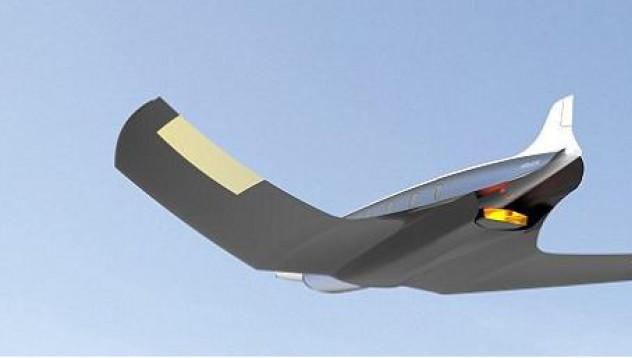 Този самолет ще лети от Ню Йорк до Лондон за 11 минути