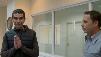 Намушкаха израелски репортер по време на снимки