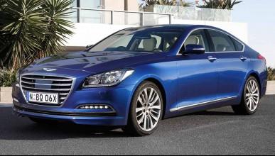 Hyundai ще конкурира BMW и Mercedes