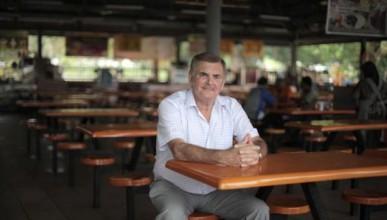 Малайзиският престолонаследник, който носи 20 години въглища