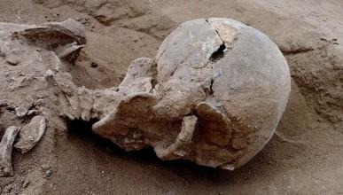 Първият документиран акт на насилие е на 10 000 години