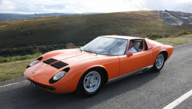 Lamborghini Muira от