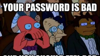 Кои са най-слабите пароли за употреба