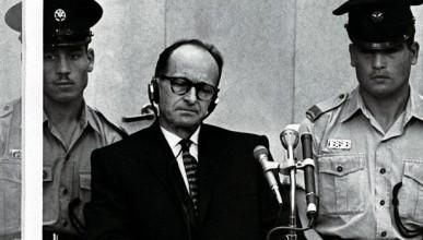 Адолф Айхман е молил до последно за прошка